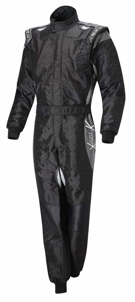 Sparco X-Light Race Suit - Black