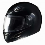HJC Helmet - Black