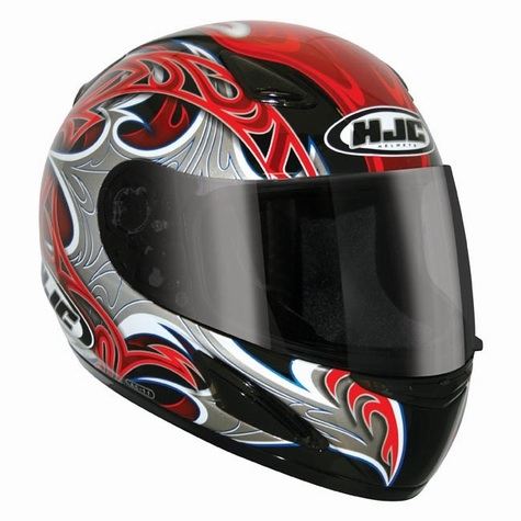 HJC AC11 Helmet Infinity MC1