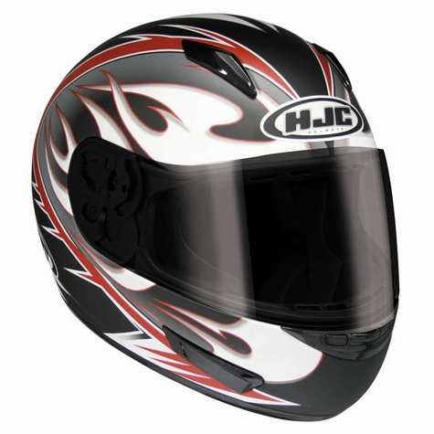 HJC CL15 Helmet - Session MC1