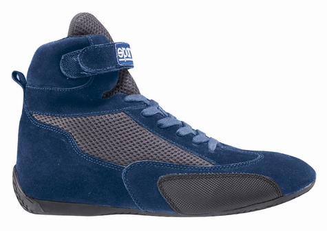 Sparco K-Mid Boot - Blue