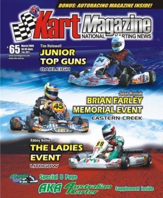 Kart Magazine March 2009 Edition