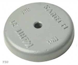 Lead Weight - 1 Kg