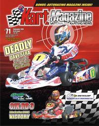 Kart Magazine September 2009