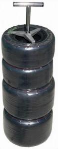 Kart Wheel / Tyre Carry