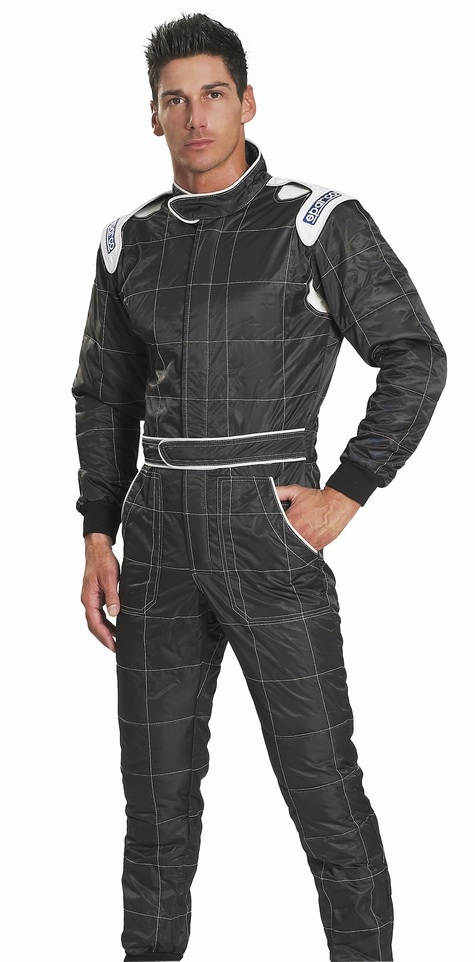 Sparco Rookie Race Suit - Black