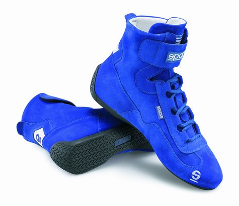 Sparco Top 3 Race Boot - Blue
