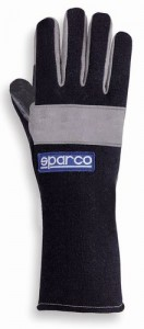 Sparco Super Kart Gloves - Black
