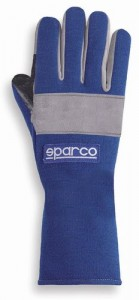 Sparco Super Kart Gloves - Blue