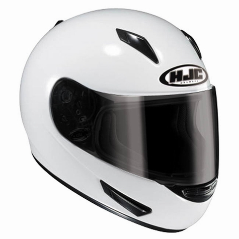 HJC CL15 Helmet - White