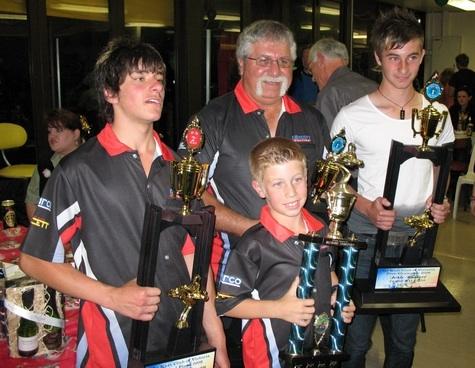 GKCV Club Champions for 2008