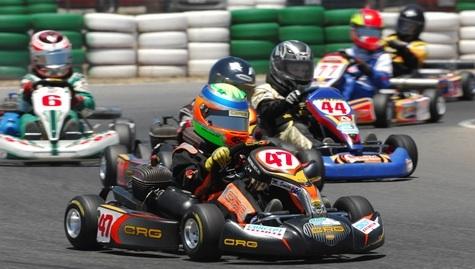 Rookies Class Racing