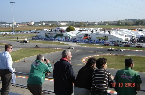 CRG Pit Facilities