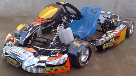 CRG VK1 Rookie Chassis