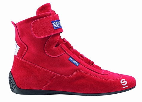 Sparco Top 3 Boot - Red