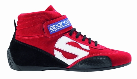 Sparco Speedway Boot - Red