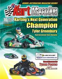 Kart Magazine August
