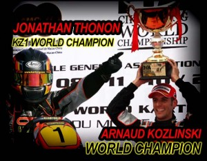 CRG World Champions