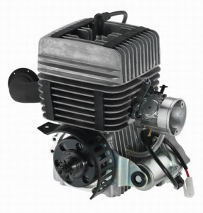 (click picture to enlarge) Yamaha KT100SEC Engine