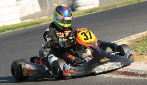 Josh Raneri - GKCV Gold Cup Winner