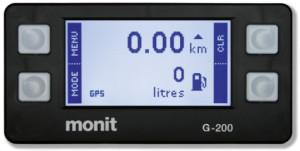 Monit G-200 Rally Computer