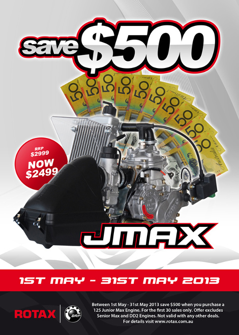 Rotax J-Max Promo